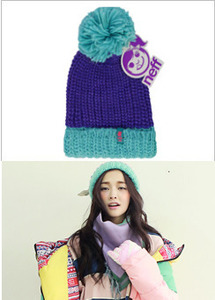 [NEFF] Womens Beanies Sofia Purple/Blue