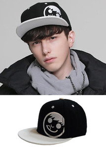 [NEFF] CAPS Corpo cap Black/White