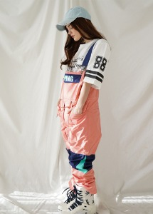 [NApPING]1920-P1-TREASURE(트레져PINK)PANTS