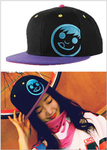 [NEFF] CAPS Corpo cap Black/Purple/Cyan